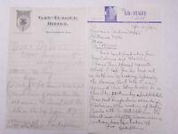 1940 Lamson Goodnow Gay Teague Hotel Montgomery ALabama Ephemera P561G