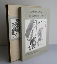The Silent Zero, In Search of Sound 1968 Sackheim SIGNED Chinese Poetry Poems