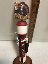 Rebel Kettle Brewing Easy Roller beer tap handle. Arkansas. Dead and buried