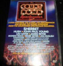 The Countdown Spectacular Live 2 DVD (Aus All Reg) Sherbet Hush Chantoozies Jo J