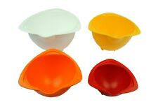 Set x 4 Childrens Kids Baking Mixing Bowls. Fab for Little Helping Hands. S7364