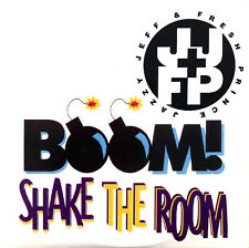 Jazzy Jeff & Fresh Prince CD Single Boom! Shake The Room - France (EX/EX)