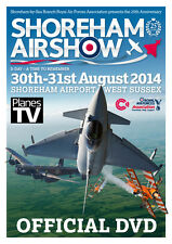 Shoreham Airshow 2014 Official DVD - Aircraft Aviation Planes Warbirds Jets