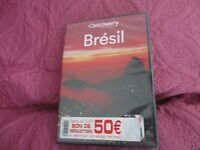 """DVD NEUF """"DISCOVERY CHANNEL : LE BRESIL"""" documentaire"""