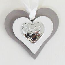 Bomboniera Icona cuore in legno per il 18° compleanno