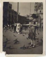 Viaggio a Venezia Italia Modalità Fotografia Amatore SnapshotPL10L2-37 Vintage