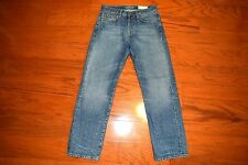 GAP - Made in ITALY - Premium Relaxed Tapered Blue Jeans - Men Size 30 x 30 MINT