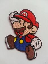 Super Mario Bros Game Embroidered Patch Sew Iron On Craft DIY SM04