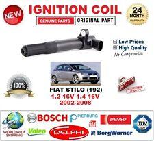 Para Fiat Stilo 192 1.2 16 V 1.4 16 V 2002-2008 Bobina de ignición de un solo conector 3PIN