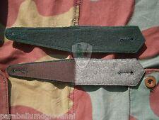 Spallina tedesca, feldbluse, M35 giacca, early shoulder strap grado Wehrmacht