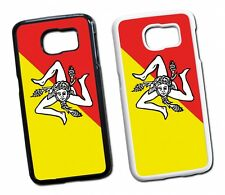 Samsung Galaxy Sicily Italy 2 Hard Pouch Case Cover Phone