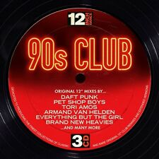 12 Inch Dance: 90's Club (2014, CD NIEUW)