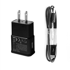 Wall Adapter Plug OEM QUALITY+ Micro USB Fast Charger  For Samsung Android Phone