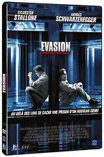 DVD *** EVASION *** S Stallone, A Schwarzenegger, ... ( neuf sous blister )