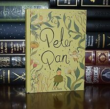 Peter Pan by J.M. Barrie Illustrated New Collector's Editions Hardcover Gift