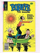 Popeye The Sailor #149 VF Dell Gold Key Comic Book DE17