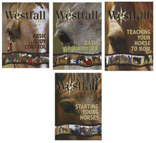 Stacy Westfall Colt Starting Groundwork Round penning horse training Dvds