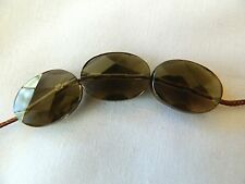 Smokey Quartz, Lovely Flattened Faceted Ovals, 18mm x 13mm approx