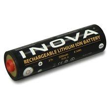 Nite Ize Inova Battery Rechargeable Lithium Ion Battery RUB-BO