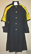 Cavalry Great Coat - Officers - w/Yellow Under Cape - Sizes 52-60 - Civil War