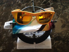 Oakley SUMMIT COLLECTION Frogskin PIKES GOLD/FIRE IRIDIUM Brand New Authentic