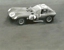Vintage 8 X 10 Auto Racing Photo Daytona 1964 Ralph Salyer Cheetah No. 14