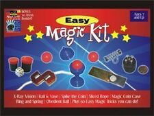 EASY MAGIC KIT Great Starter Kit for Kids