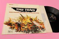 MAURICE JARRE LP THE TRAIN ORIG US OST NM COLONNA SONORA CARTONATA !!!