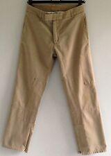 RARE Archival vintage années 90 Helmut Lang militaire 1999 Pantalon de combat; IT40