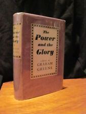 The Power and the Glory by Graham Greene HC First 1st Fine w/ DJ 1940