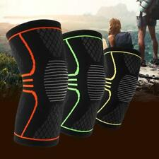 Knee Compression Sleeves Patella Support Brace Bandage Running Injury Wrap 6A