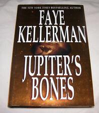 Peter Decker and Rina Lazarus Novel: Jupiter's Bones by Faye Kellerman 1999
