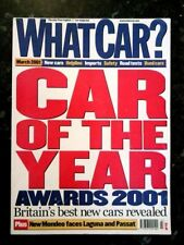 March What Car? Cars, 2000s Magazines