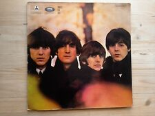 The Beatles For Sale VG Vinyl LP Record PMC 1240 MONO 1st Press Sold In UK Flip