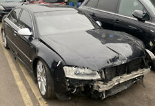 AUDI S8 D3 5.2 V10 DRIVERS SIDE WING MIRROR BREAKING ♻️ CHROME PARTS SPARES