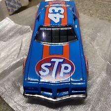 Richard Petty Franklin Mint Precision Model Die-Cast Stp 1:24 Race Car 1992