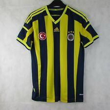 MENS Adidas FOOTBALL SOCCER VTG Fenerbahce Mens T shirt ULKER V PERSIE 11 M TOP