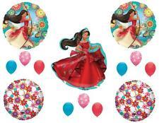 ELENA OF AVALOR Happy Birthday Party Balloons Decoration Supplies Disney Show