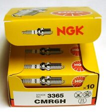 NGK Spark Plugs (10-Pack) for Stihl Hedge Trimmers HS81 HS86 HL90      CMR6H(10)