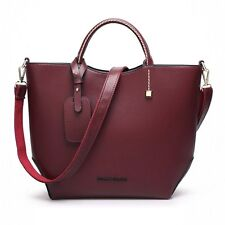 Trendy Women Leather Handbag Lady Hobo Shoulder Bag Tote Messenger Satchel Purse