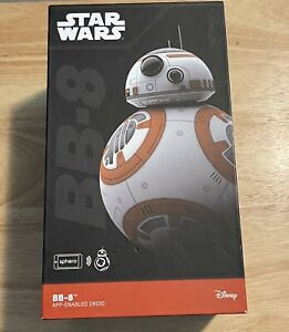 Disney Star Wars Sphero App-Enabled Droid BB-8 Excellent Condition with Box