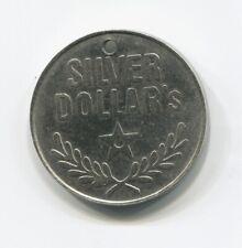 Silver Dollar's dollar star   token   A-522