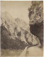 I Reggiseno Di Chabet-El-Ahkra Algeria Albumina Vintage Albume D'Uovo Ca 1880