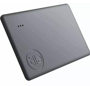 TILE SLIM - Wallet/Item/Phone/Key Finder - Smart GPS Bluetooth Tracker (1-pack)