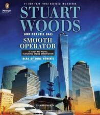 Teddy Fay: Smooth Operator 1 by Stuart Woods and Parnell Hall (2016, CD, Unabrid