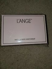L'Ange Microfiber Hair Wrap Head Towel PINK Lange New In Box