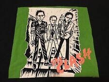 The Clash XL Black T Shirt Iconic Classic Punk Rock Music Band