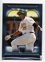 2011 Topps #T60-128 FRANK THOMAS Oakland A's HOF RARE TOPPS 60 INSERT CARD
