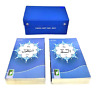 SPECIAL OFFER: Holy Quran 30 Para (Sipara) Set with Carry Case (905)-Cream pages