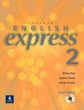 Longman English Express, Level 2 Student Book with Audio CD